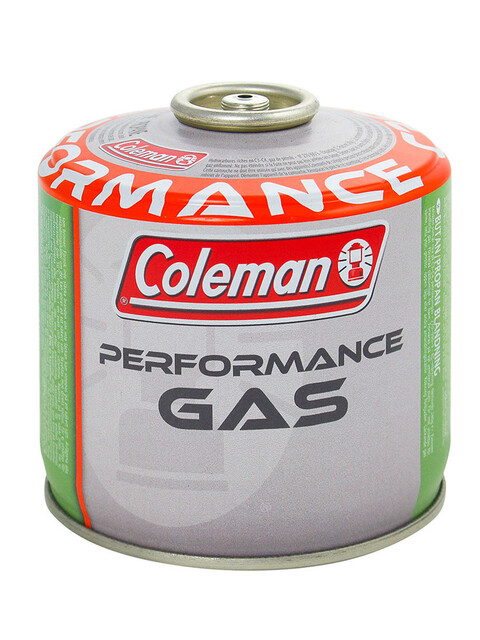 Coleman C300 - Combustible solide - gris/rouge